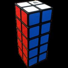 WitEden 2x2x5 Cuboid Cube - Black Body -