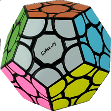 Evgeniy BubbleMinx in Hex Box - Black Body - Other Rotational Puzzles