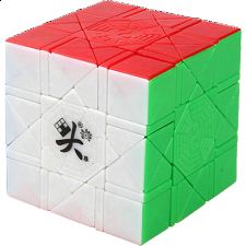 Bagua Cube - Stickerless - Other Rotational Puzzles