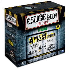 Escape Room: The Game - Party Games
