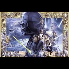 Star Wars Saga - 1000 Pieces
