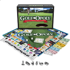 Golf-opoly - New Items