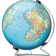 Ravensburger 3D Puzzle - The Earth -