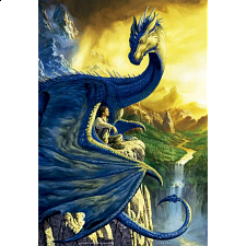 Eragon and Saphira - 500-999 Pieces