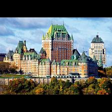 Chateau de Frontenac, Canada -