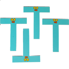 Four T's - Version 2 - More Puzzles