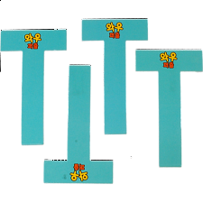 Four T's - Version 1 - More Puzzles