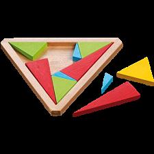 Triangular Puzzle -