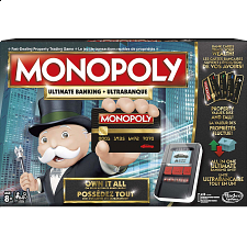 Monopoly: Ultimate Banking - Family Games