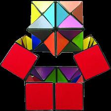 The Amazing Star Cube -