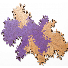 Infinity Puzzle 2-Pack: Natural & Purple - 101-499 Pieces
