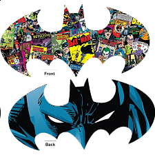 Batman - 2-sided Shaped Jigsaw Puzzle - Shaped