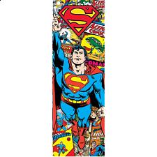 Superman Retro Slim Puzzle - 1000 Pieces