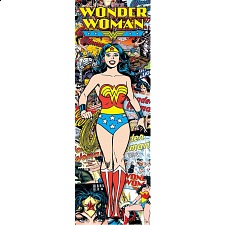 Wonder Woman Retro Slim Puzzle - Search Results