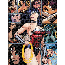 DC Comics - Wonder Woman - Jigsaws