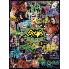 Batman Classic TV Series - 1000 Pieces