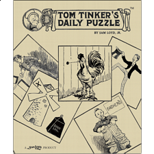 Tom Tinker's Daily Puzzle - Book - More Puzzles