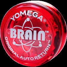 Brain (Red) - Auto Return Yo-Yo -