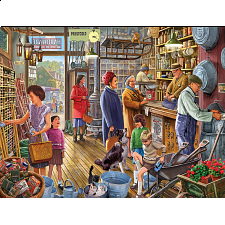 The Hardware Store - 500-999 Pieces