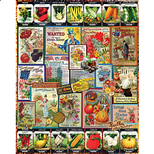 Garden Seeds - 1000 Pieces