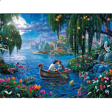 Thomas Kinkade: Disney - The Little Mermaid II - Large Piece - Designers