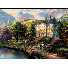 Thomas Kinkade: WB Movie Classics - The Sound of Music - Designers