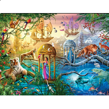 Ciro Marchetti: Magical World - Shangri-la - Jigsaws