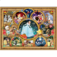 Disney: Classics - 1001 - 5000 Pieces