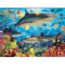 Reef Sharks - 1001 - 5000 Pieces