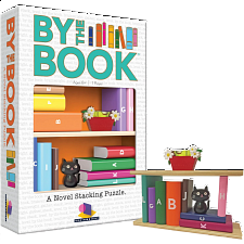 By the Book: A Novel Stacking Puzzle - Misc Puzzles