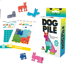 Dog Pile - Stacking Puzzles