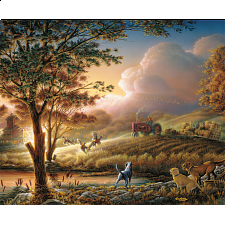 Terry Redlin - Always Alert - Search Results