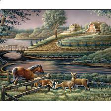 Terry Redlin - Natural Curiosity - Search Results