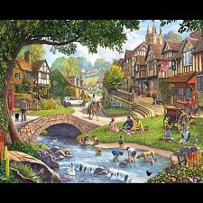 Summer Village - 1000 Pieces