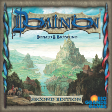 Dominion: 2nd Edition - New Items