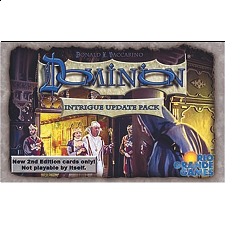 Dominion: Intrigue Update Pack - Strategy - Logical