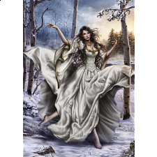 Heye Cris Ortega White Dream 1000 Piece Jigsaw Puzzle - Search Results