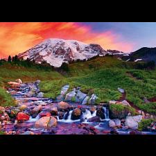 Brilliance: Alpine Sunrise - 1000 Pieces