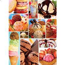Sweet Shoppe - Ice Cream Dream - 500-999 Pieces