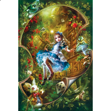 World's Smallest 1000 Piece - Alice in Wonderland - World's Smallest Pieces