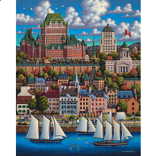 Québec City - Jigsaws