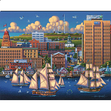 Halifax - 500-999 Pieces