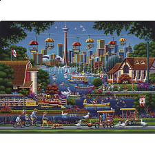 Toronto Island -