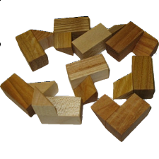 Puzzle 5x5 (no tray) - European Wood Puzzles