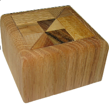 Theo's Box (tray 2) - European Wood Puzzles
