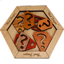 Any Questions - European Wood Puzzles