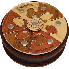Puzzle Box 003 - European Wood Puzzles