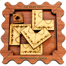 An Easy One - European Wood Puzzles