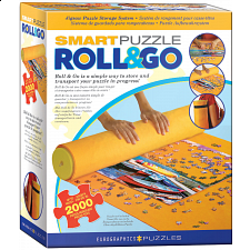 Smart Puzzle Roll & Go - New Items