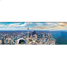 Toronto, Canada: Panoramic Puzzle - Search Results
